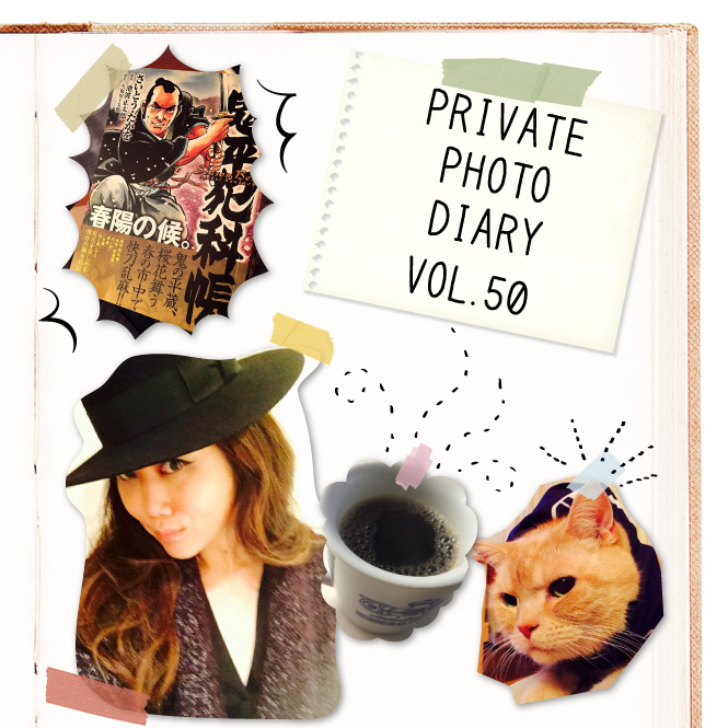 Private Photo Diary vol.50