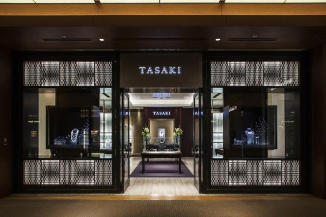 東京ミッドタウンにTASAKIの新店舗オープン