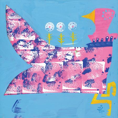 あふれる純情! 心がきれいなあなたに贈る、遠山 敦の新作個展『時間の色彩』