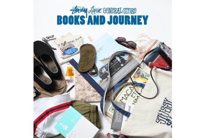 "「STUSSY Livin' GENERAL STORE」が""旅""がテーマのPOP-UPフェアを開催。"