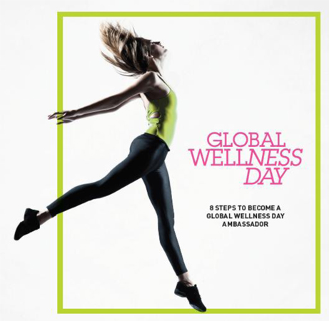 GLOBAL WELLNESS DAY 2015