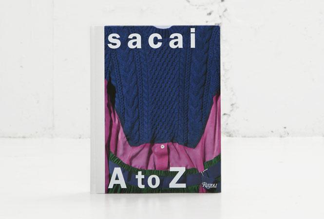 sacaiの世界観を紹介するコレクションブック『sacai A to Z』が発売