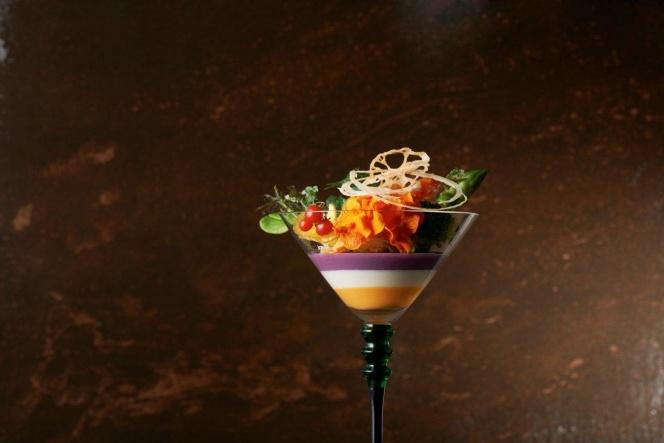 シャンパーニュのフリーフローも。ウェスティンホテル東京の絶品野菜フレンチ