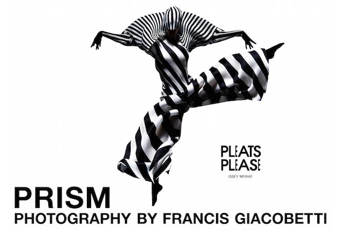 ジャコベッティ×プリーツ プリーズの躍動感を体感。話題の企画展「PRISM」開催中!