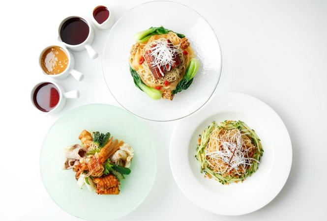 1日20食限定! 広東料理の名店「龍天門」が冷麺フェアを開催!