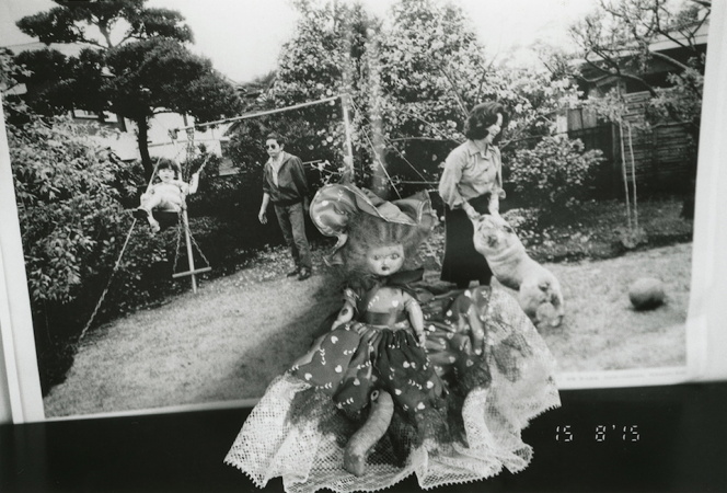 荒木経惟の艶かしすぎる近作が一堂に会する「淫夏」が開催決定!