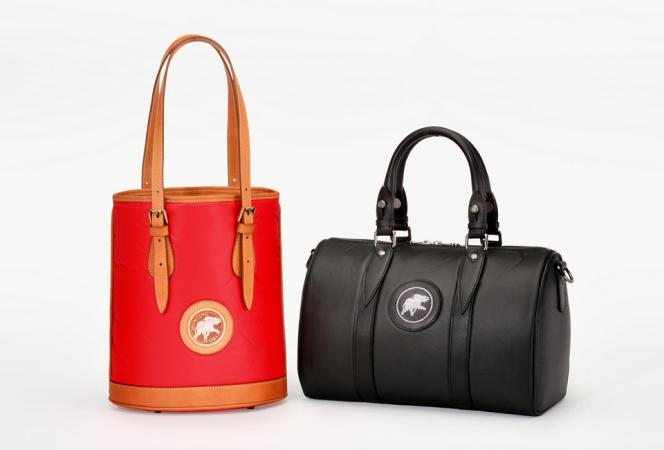 ハンティング・ワールド創設50周年、スワロフスキー・クリスタルがきらめく限定バッグ発売