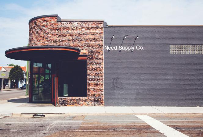 アメリカの人気セレクトショップNeed Supply Co.の日本1号店が10月10日オープン