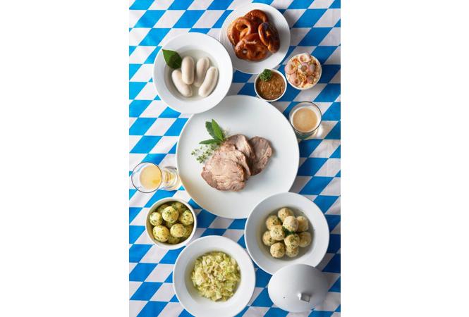 本場のドイツ料理をたっぷりと堪能。ウェスティンホテル東京で「オクトーバーフェスト」を開催。