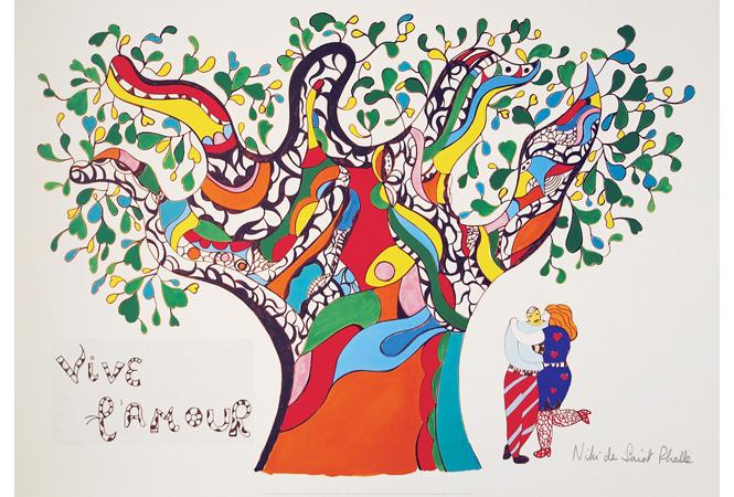 エネルギッシュに! パワフルに! ニキに教わる女性の生き方。国立新美術館「ニキ・ド・サンファル展」