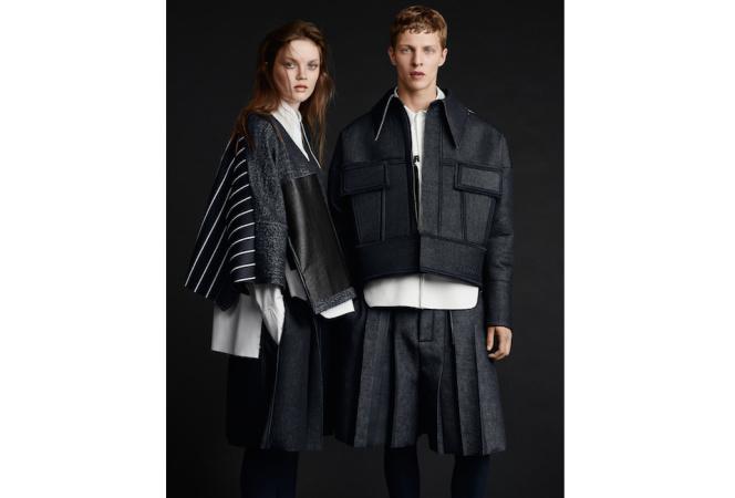 H&M Design Award優勝者サイモン・リーのカプセルコレクションが発売