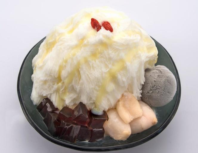 秋にぴったりの「杏仁かき氷」がICE MONSTERから新発売
