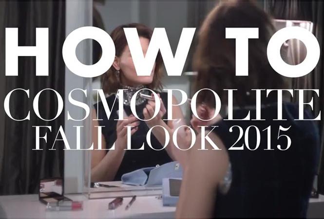 イットガール、ハネリが登場! Dior「コスモポライト」メイクアップ アドバイス