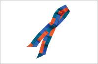 カラーブロック エラスティック ループバンド¥14,000/France Luxe(フランス ラックス)