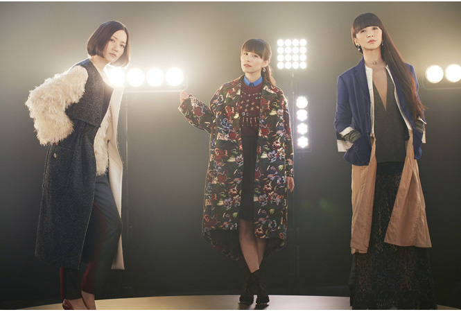 Perfume × ISETAN Pick Me Up vol.2「Happy 10th Anniversary!」