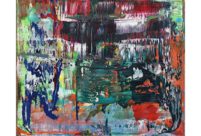 ゲルハルト・リヒターの新作を世界初公開! 新たな歴史の幕開け「Painting」展に注目