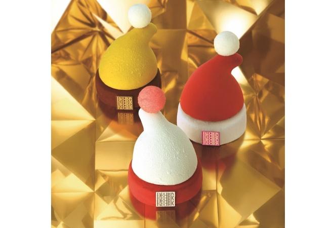 人気のFAUCHONクリスマスに「サンタハット」の新作が仲間入り!