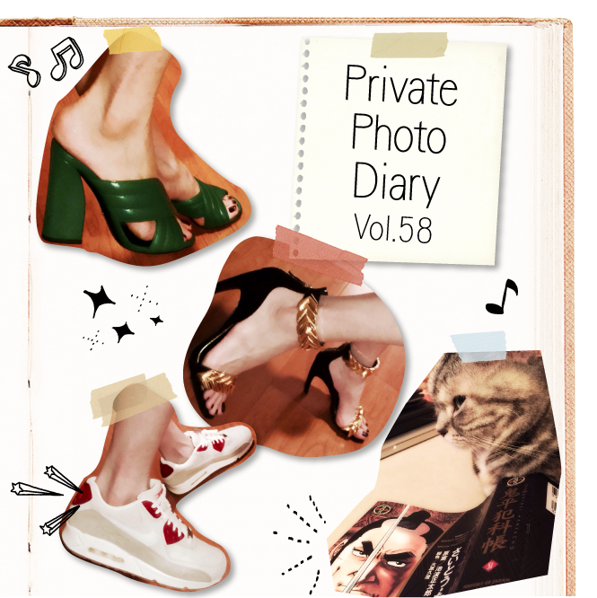 PRIVATE PHOTO DIARY VOL.58