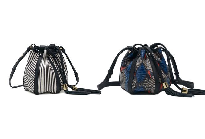 今季は小ぶりなミニバッグが気分。クロエから新作バッグ「VICKY EVENING」が登場
