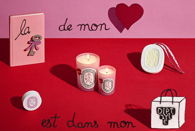 アイコニックなキャンドルがピンクに変身。 ディプティックの限定コレクションにくぎ付け!