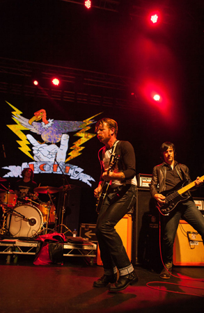 Eagles of Death Metal, o2 Academy, Newcastle, 9th November 2015