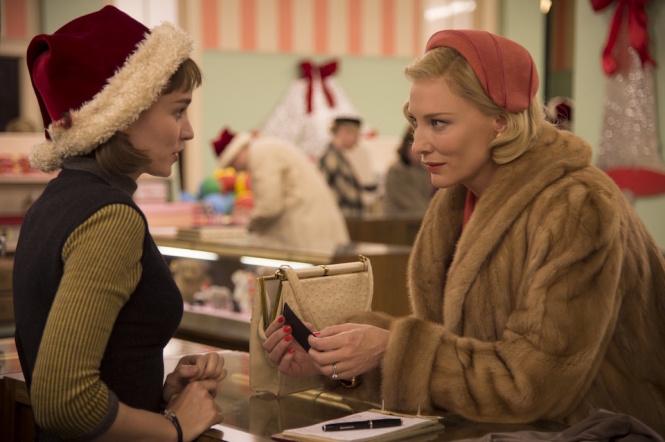 「赤」をもっと魅力的に。映画『キャロル』とPASS THE BATONのスペシャル企画