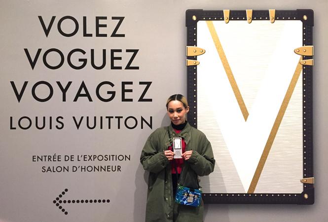 Mademoiselle Yulia PARIS