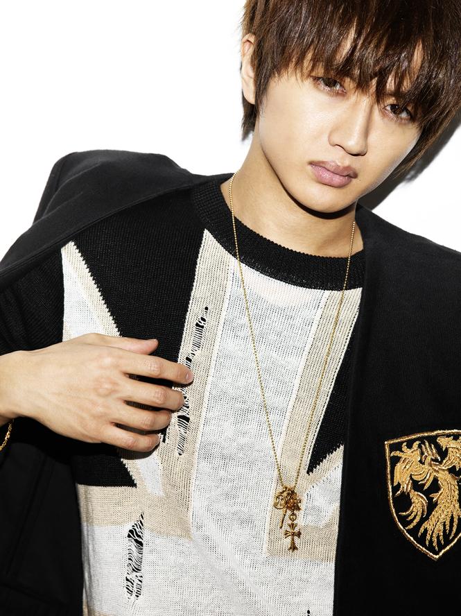 モデルみたいにかっこいい西島隆弘