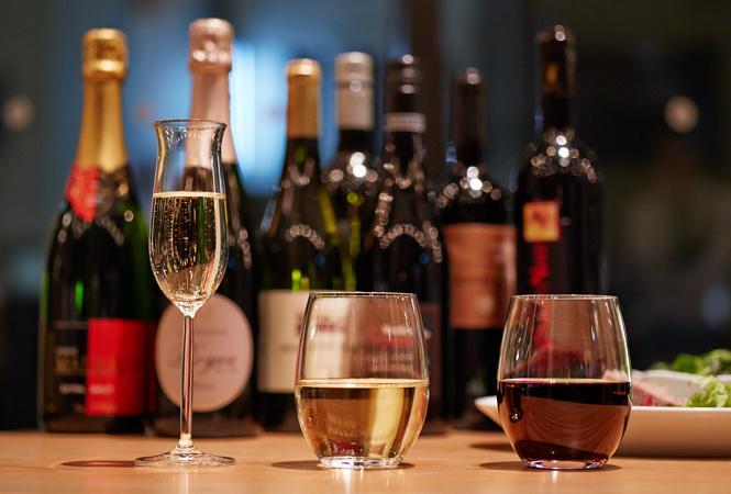 8種類のワインを好きなだけ。虎ノ門ヒルズ「Pirouette」の女子限定プラン