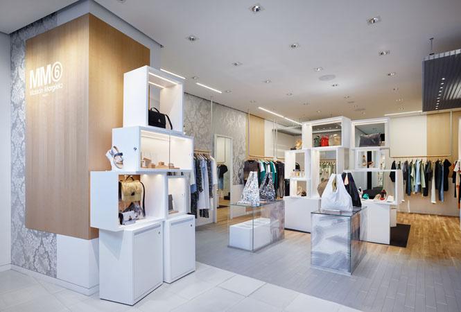 エムエム6 メゾン マルジェラの日本初となる旗艦店が表参道ヒルズにオープン!