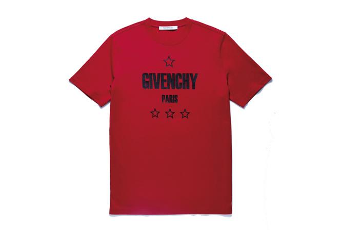 ジバンシィが阪急うめだ本店オープンを記念した限定Tシャツを発売!