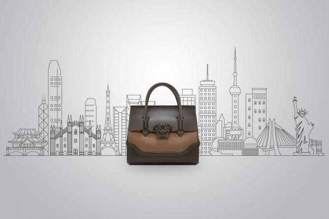 ヴェルサーチ主催のフォトコンテスト「7 Bags for 7 Cities」は5/16まで!