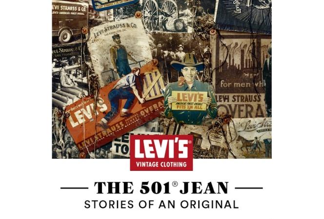 Levi's 501(R)の3つのショートストーリー、続編のエピソード4は日本へ