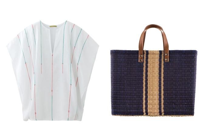 A.P.C.よりチュニジアの伝統に彩られた生活雑貨のコレクションがデビュー