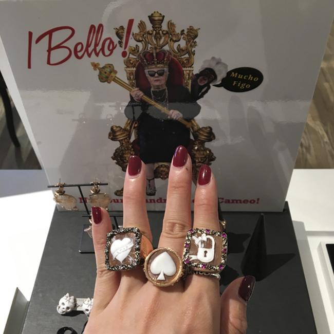 ibello ring accessories