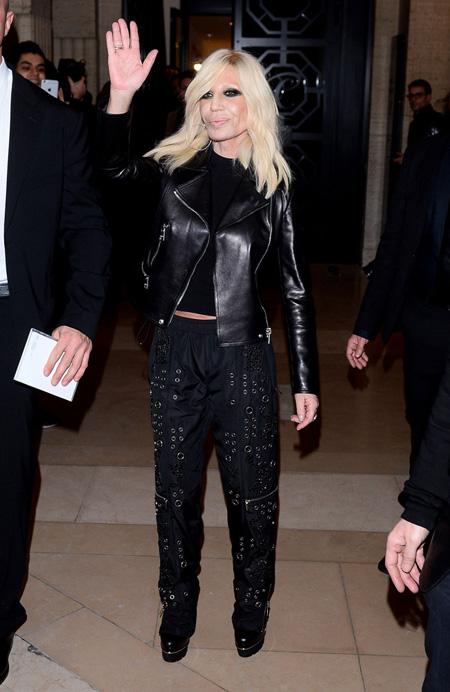 Donatella Versace Versace Prince