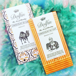 chocolate dolfin