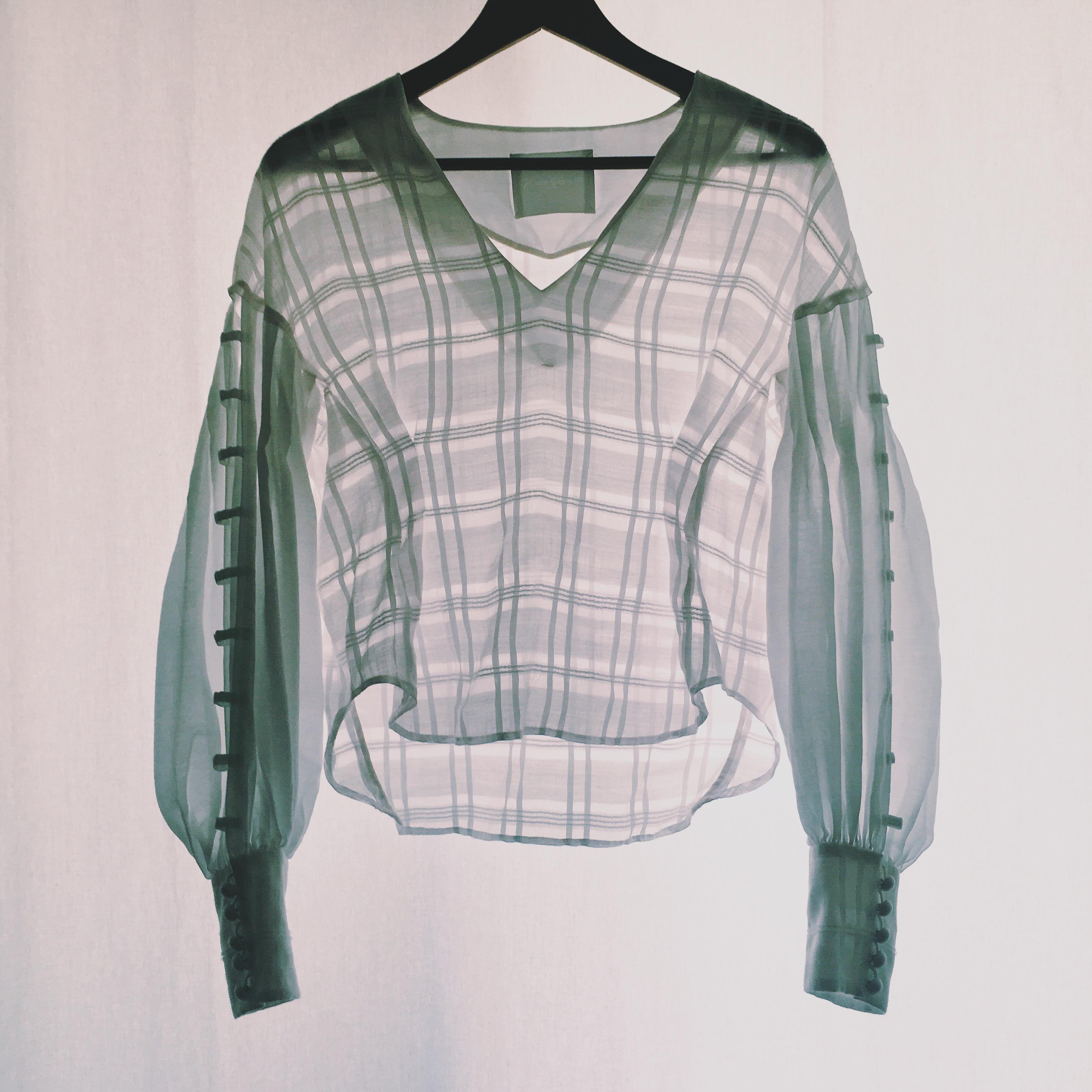 mamekurogouchi blouse