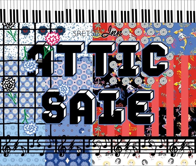 attic sale sretsis sincerely yours