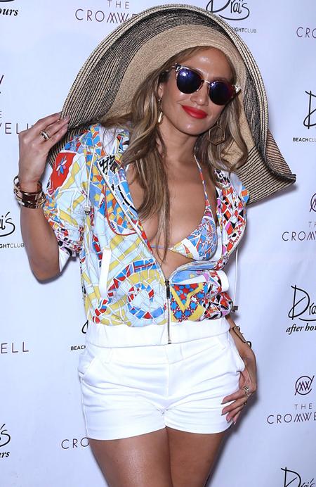 Jennifer Lopez, Giuseppe Zanotti