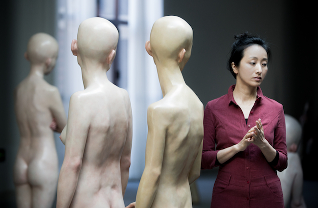 JING XIANG / Sculptor from『OUTSIDE CHANEL』