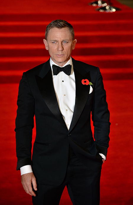 Daniel Craig, 007, James Bond