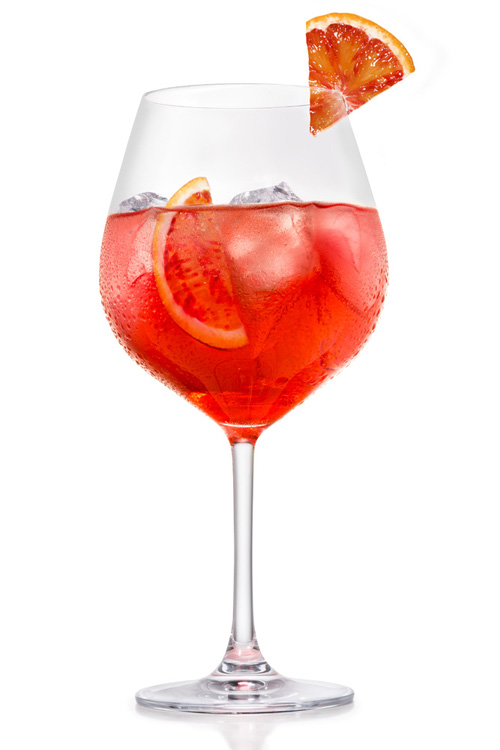 cocktail Cointreau Red Light