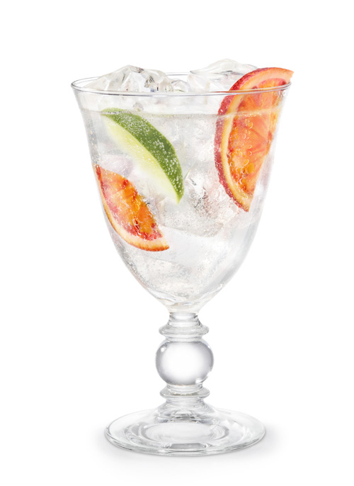 cointreau fizz blood orange