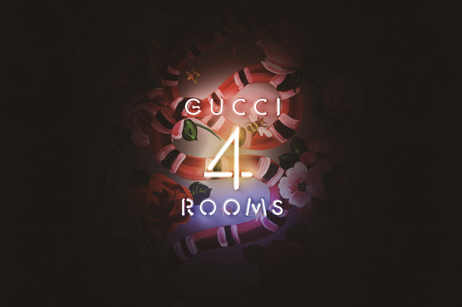 gucci 4rooms