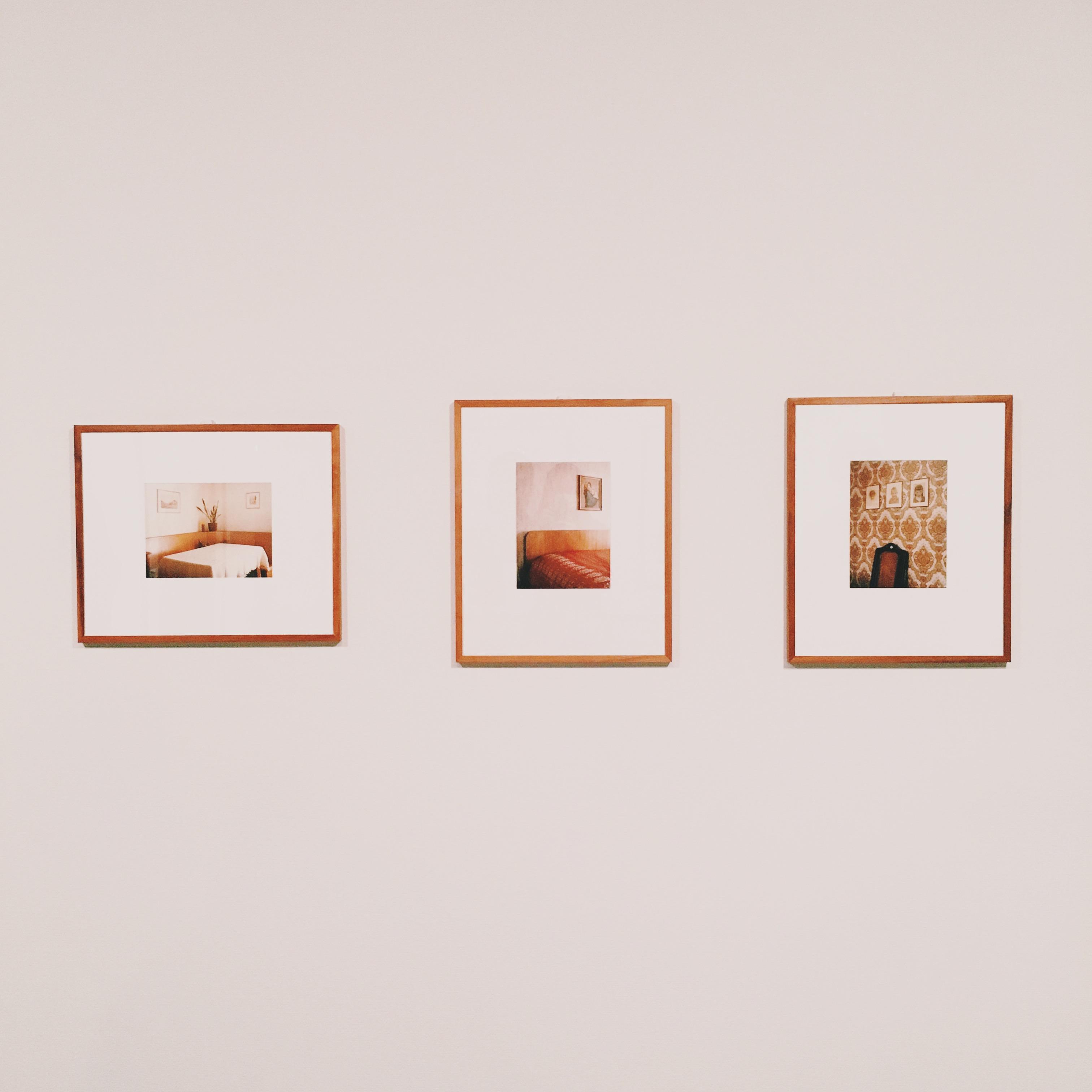 「Interieurs」(1979-1983) Thomas Ruff