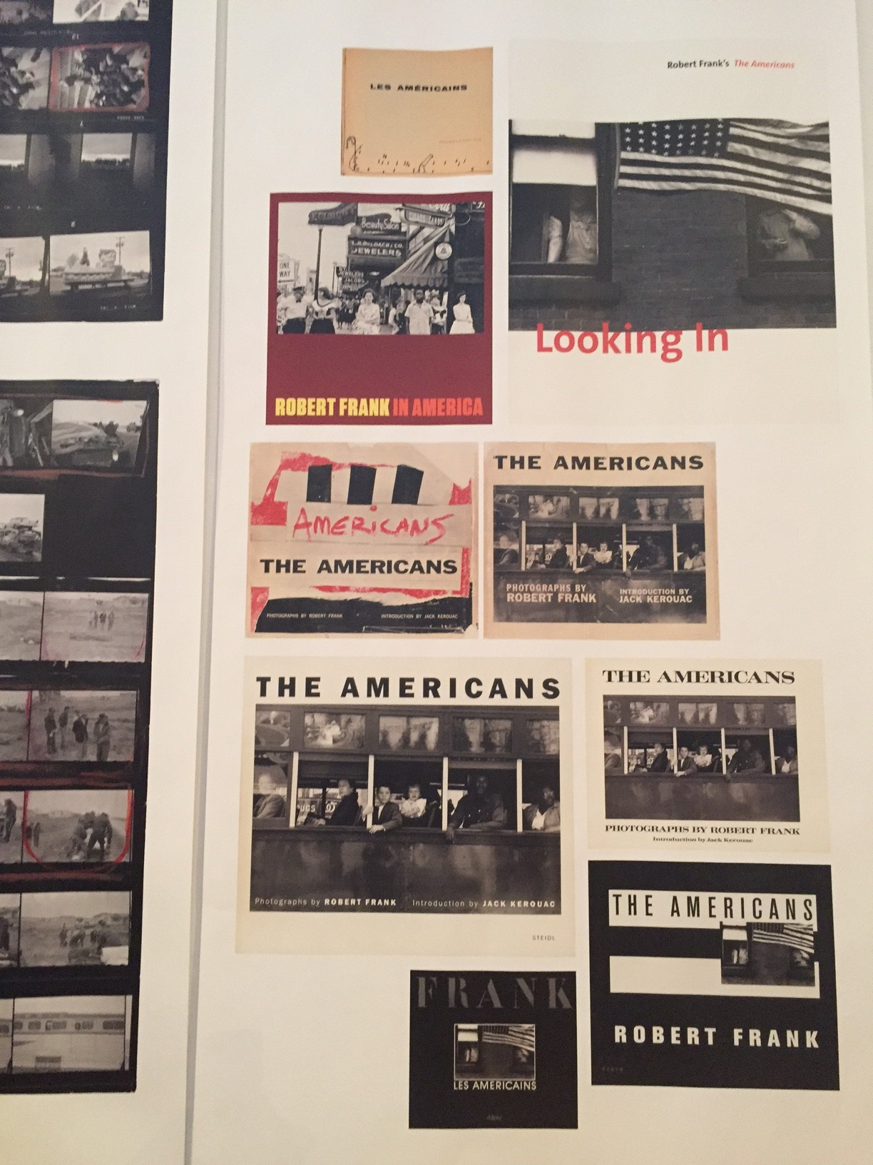 robert frank books and films 1947-2016 in Tokyo