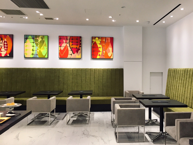 barneys new york ginza store bayneys cafe