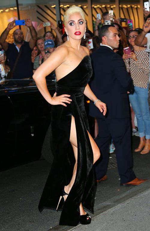 Donatella Versace Lady GaGa
