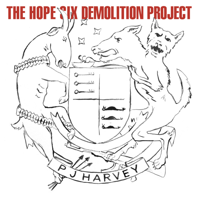 PJ Harvey / The Hope Six Demolition Project (jake-sya)(HSU-10072)